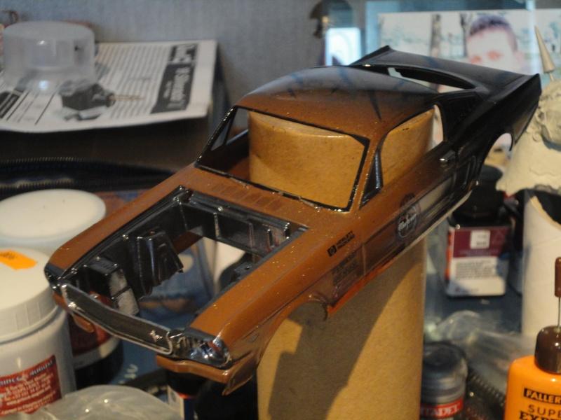 Ford Mustang 66 revell custom Dsc02424