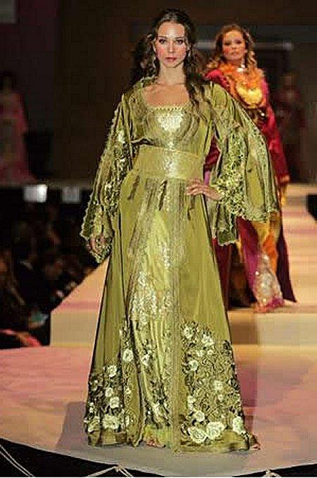 2012 2013 القفطان المغربي فن و ثراث و تفوق Caftan10