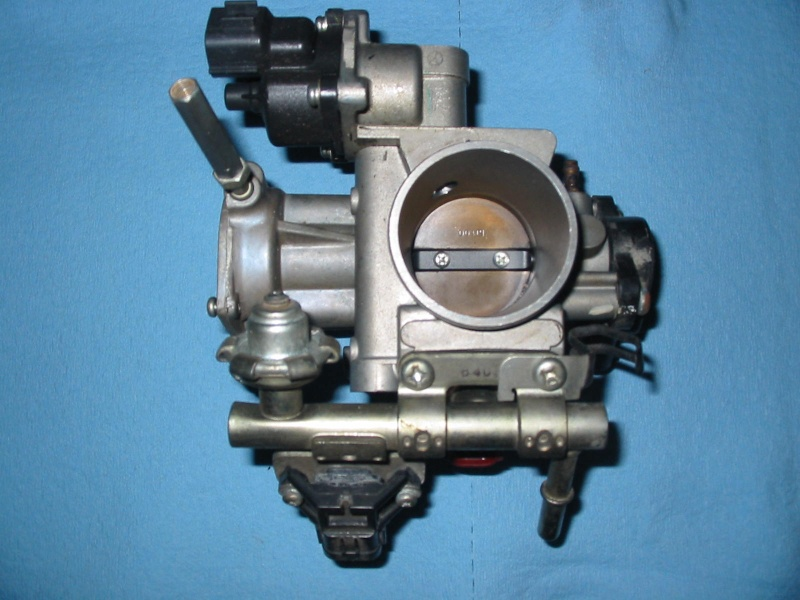 09 Throttle body, complete Img_1231