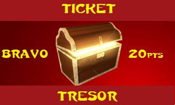 Jouer au Ticket Trésor! Ticket10
