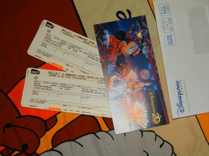 Trip Report séjour au Disneyland Hotel 15 au 18 septembre on continue! ! ! P8310210