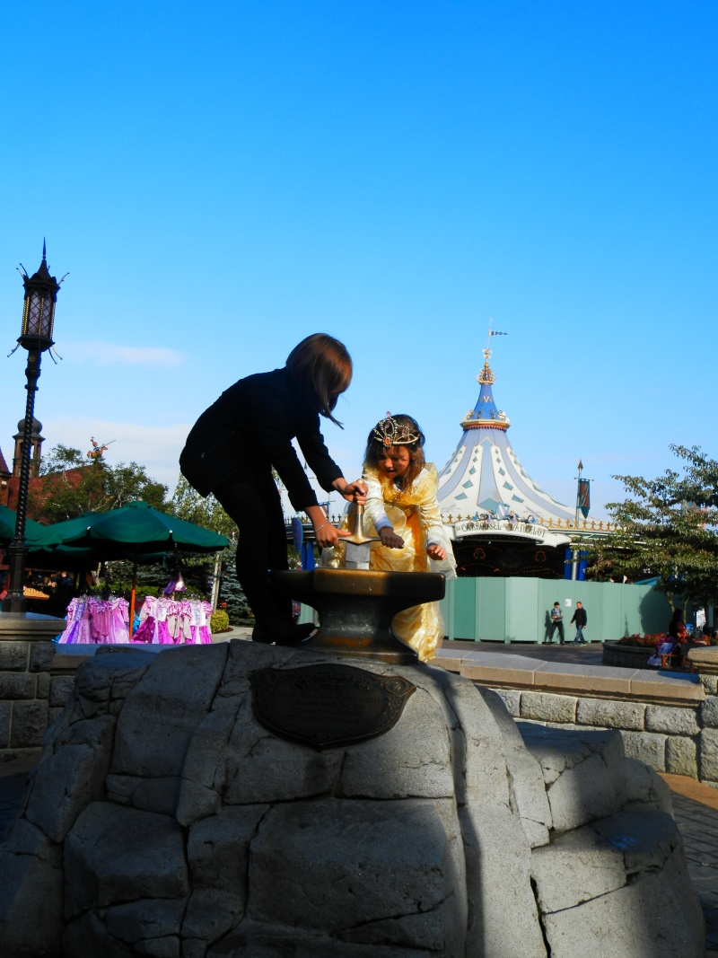 Trip Report séjour au Disneyland Hotel 15 au 18 septembre on continue! ! ! P9160020