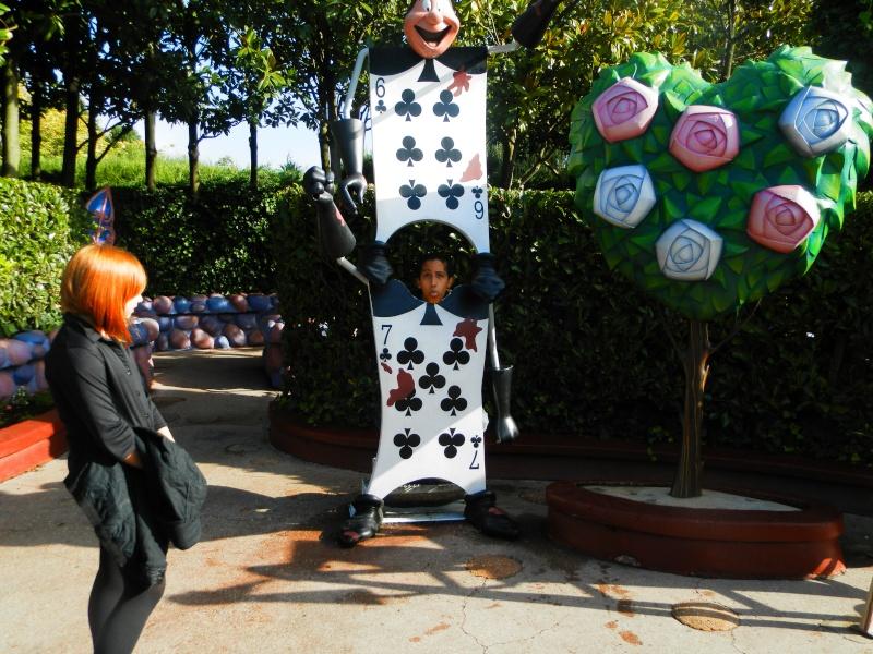 Trip Report séjour au Disneyland Hotel 15 au 18 septembre on continue! ! ! P9160023