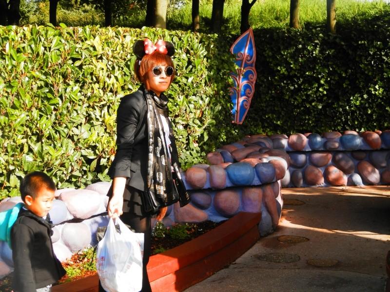 Trip Report séjour au Disneyland Hotel 15 au 18 septembre on continue! ! ! P9160024