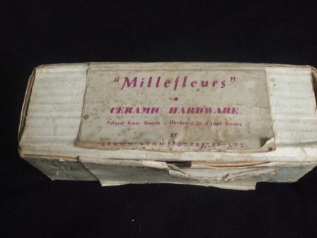 'Miliefleurs' Ceramic Hardware Millef14