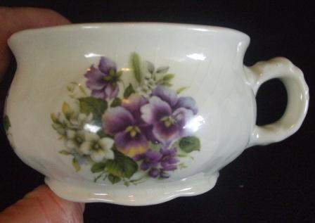 Purple Violets? Kelston Backstamp - Is Lilac Time Pat.No.757 Pansy_10