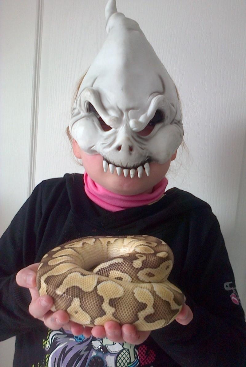 Quelques Snakes... Python10