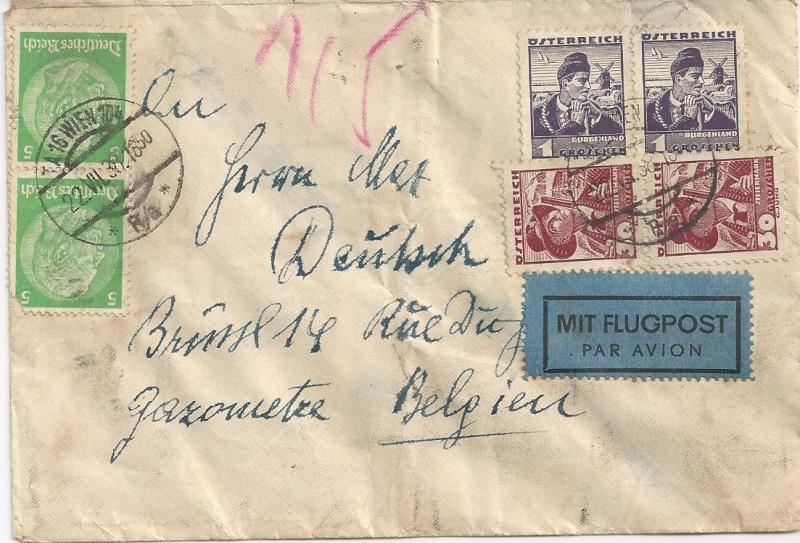 Österreich im III. Reich (Ostmark) Belege - Seite 4 Bild12