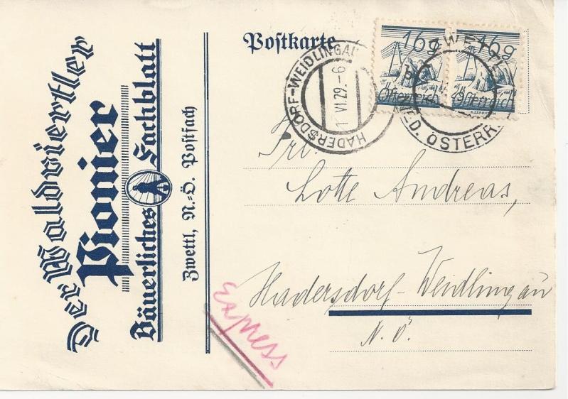 Österreich 1925 - 1938 Bild_312