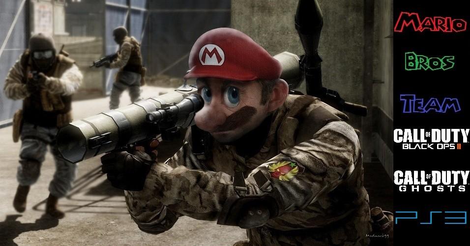 Mario Bros Team