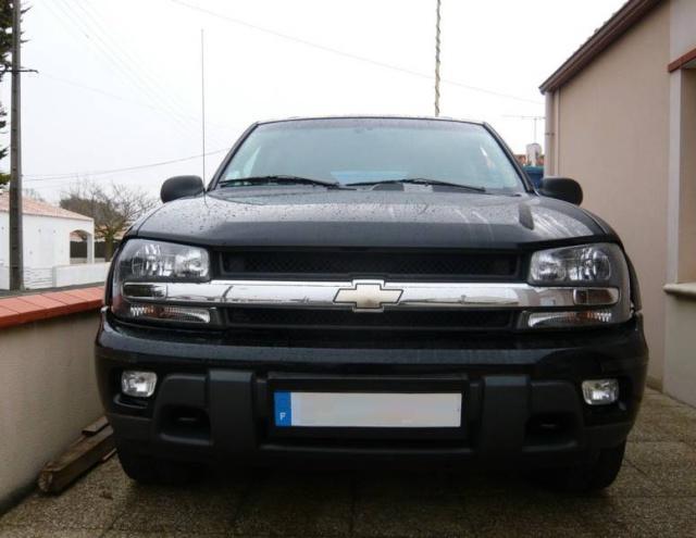 {VENDU} Chevrolet Trailblazer 2005. 6 cyl/4.2 L/ 273 CV/GPL  P1040710