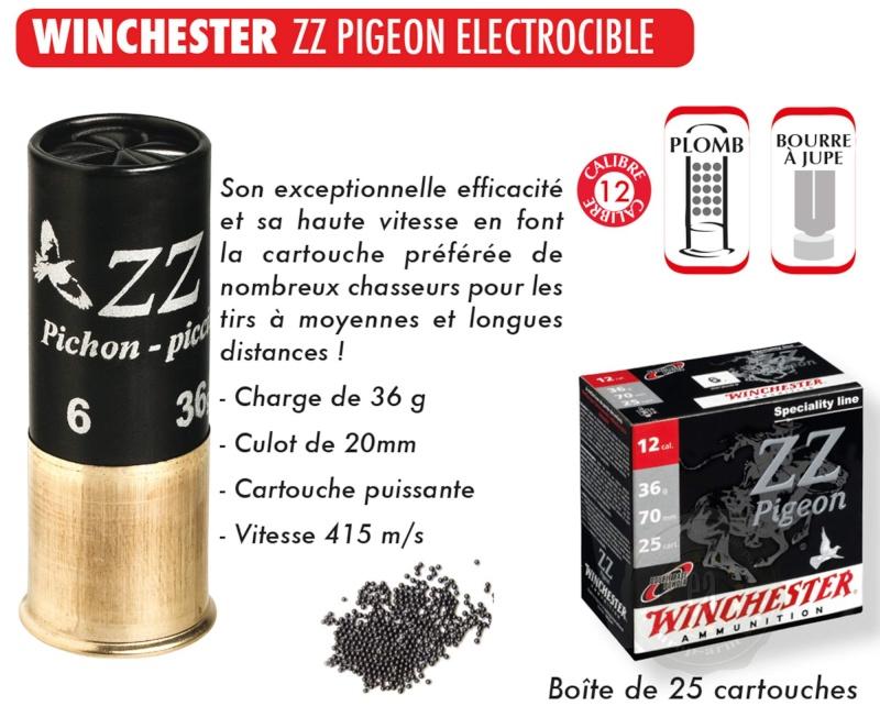winchester zz électrocibles Mw212410