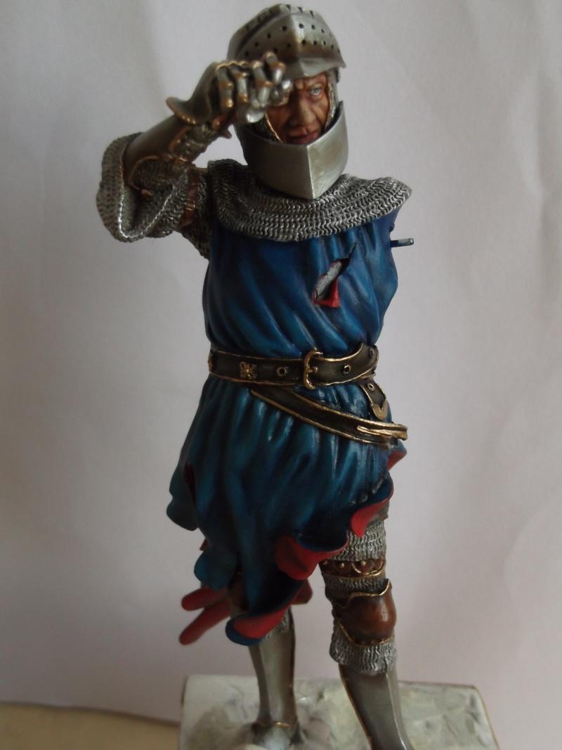 chevalier français du 13Siècles Soldat13