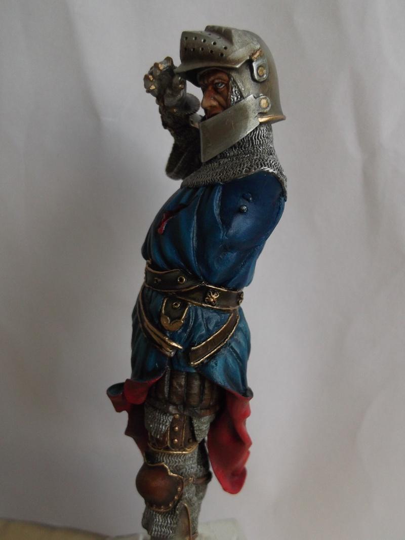 chevalier français du 13Siècles Soldat14