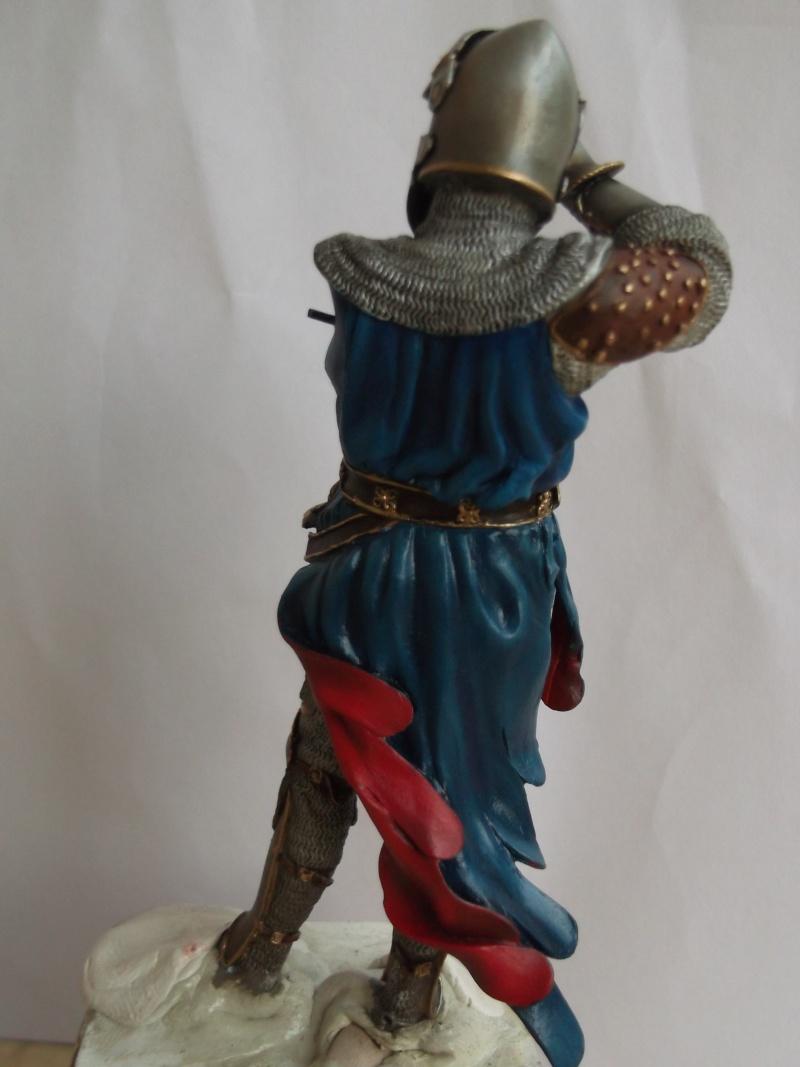 chevalier français du 13Siècles Soldat15