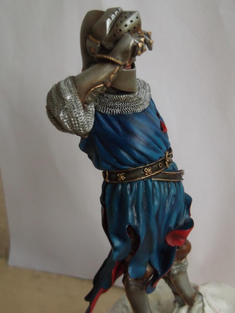 chevalier français du 13Siècles Soldat16