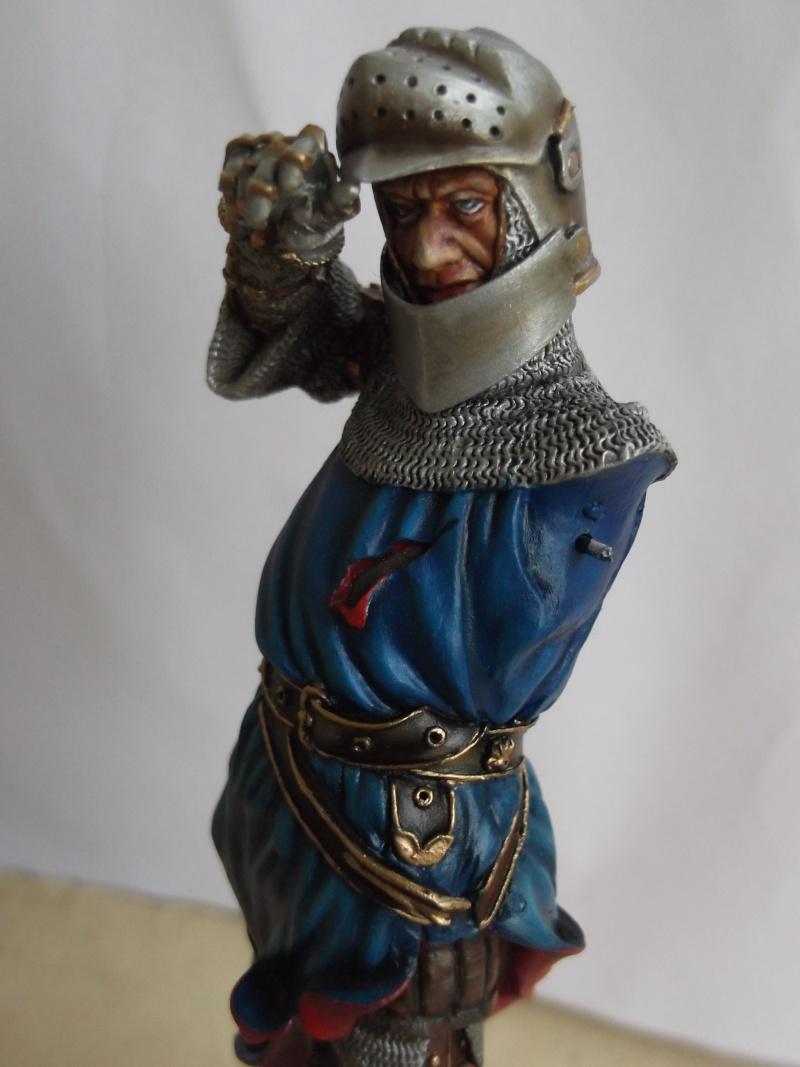 chevalier français du 13Siècles Soldat17