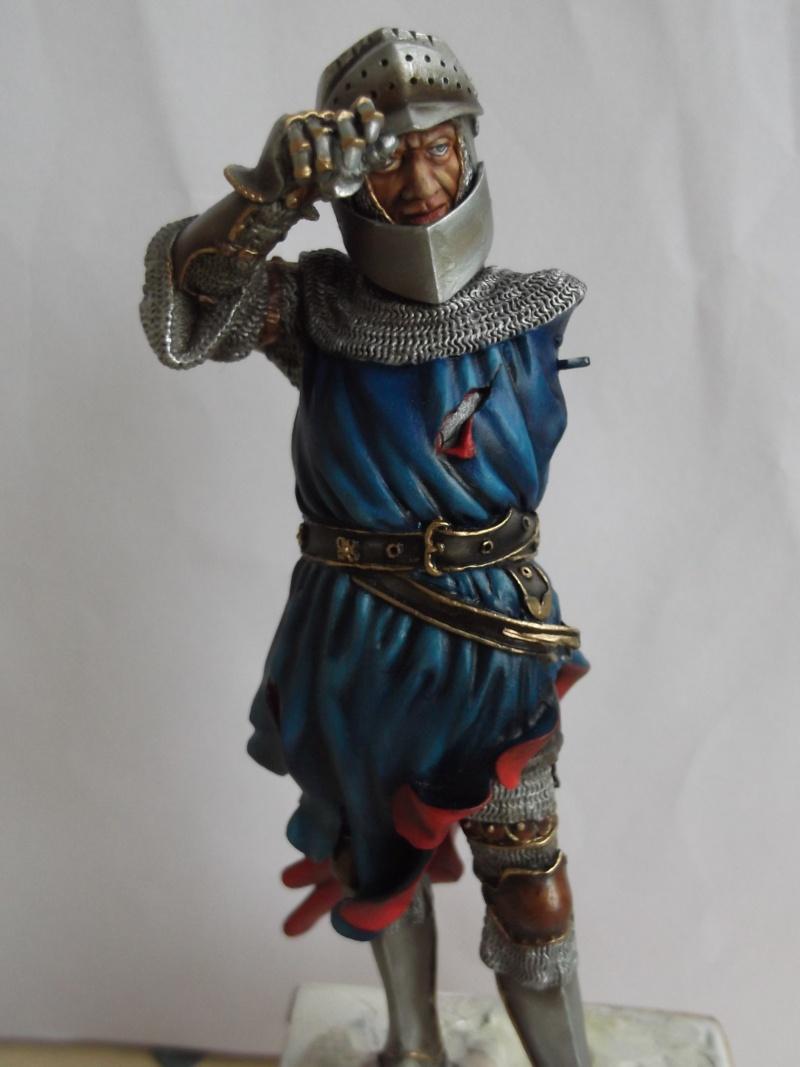chevalier français du 13Siècles Soldat18