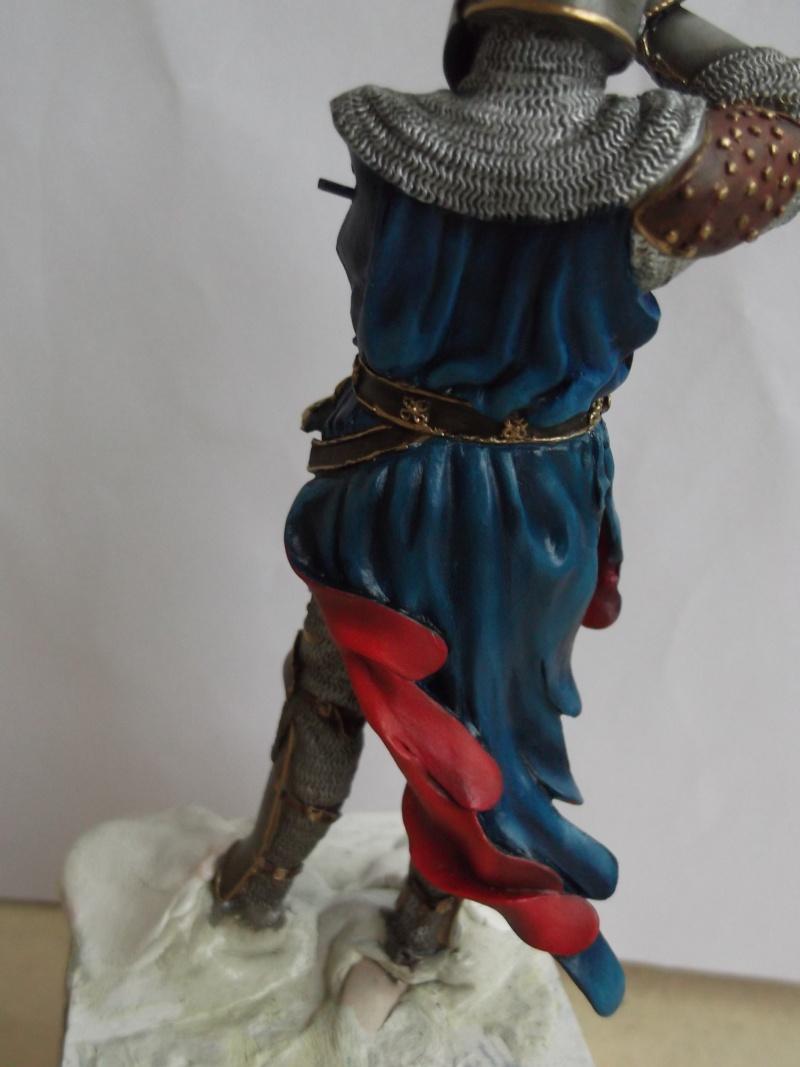 chevalier français du 13Siècles Soldat19