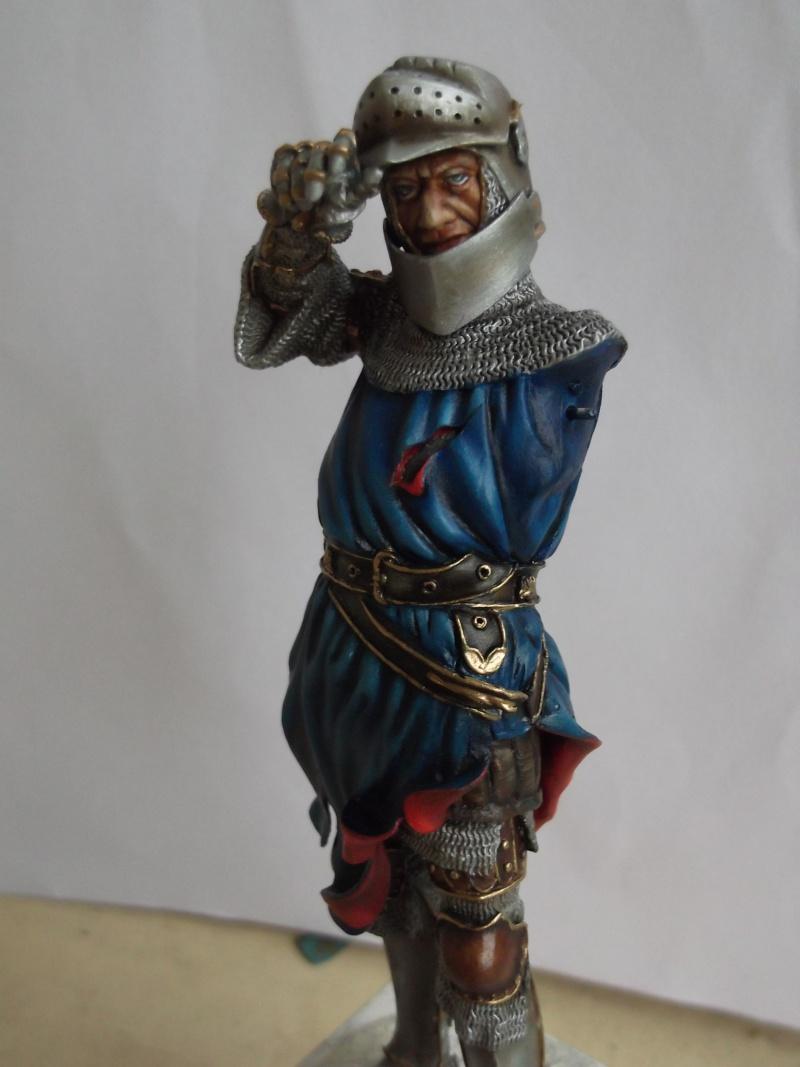 chevalier français du 13Siècles Soldat20