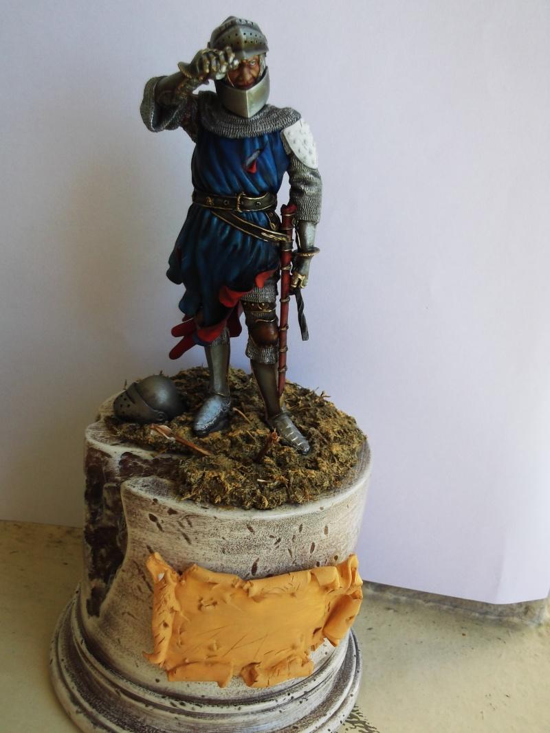 chevalier français du 13Siècles Soldat21