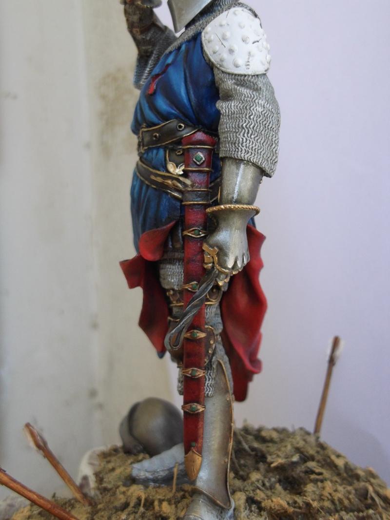 chevalier français du 13Siècles Soldat22