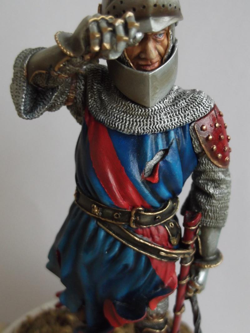 chevalier français du 13Siècles Soldat27