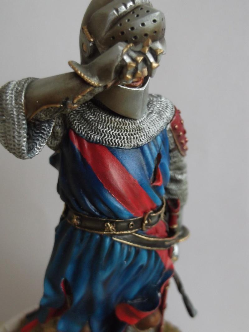 chevalier français du 13Siècles Soldat28