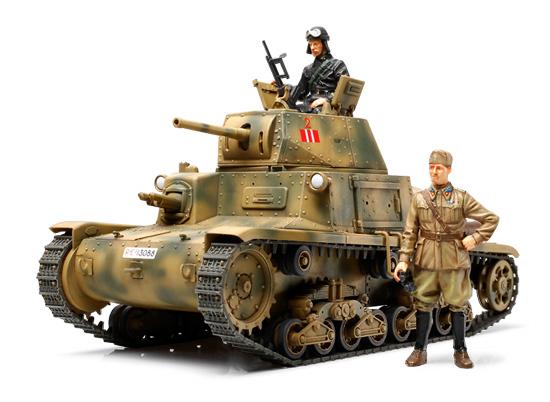 Direzione Egitto! Tankiste italien, juin 1942 Top55010