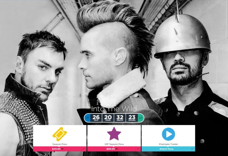 SOON - VyRT - Into The Wild Screen10