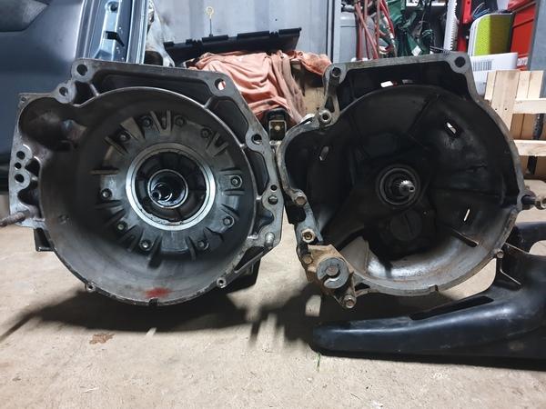 Convertion boite de vitesse Jimny 20181211