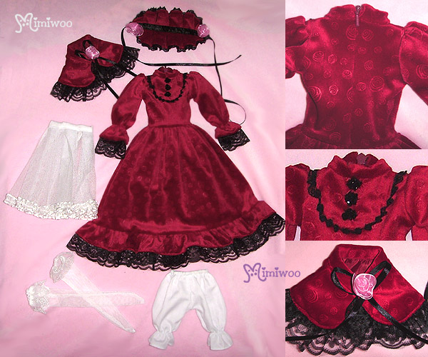 Mysterious dress + shipping costs Ksd01810
