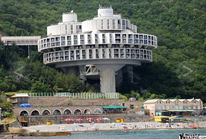 Druzhba Hotel - Yalta - Ukraine. 2014-114