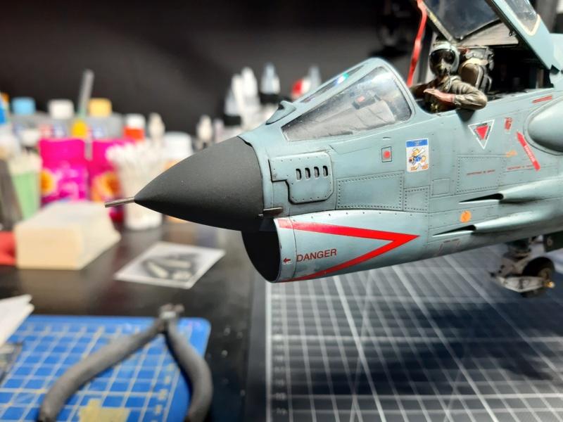 F-8P (FN) Crusader trumpeter 1/32 20210715