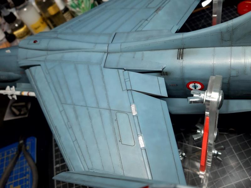 F-8P (FN) Crusader trumpeter 1/32 20210722