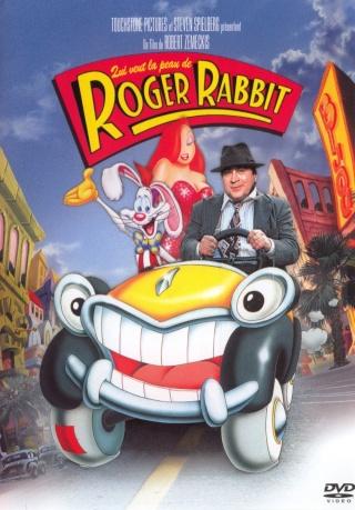 Qui veut la peau de Roger Rabbit  Affich10