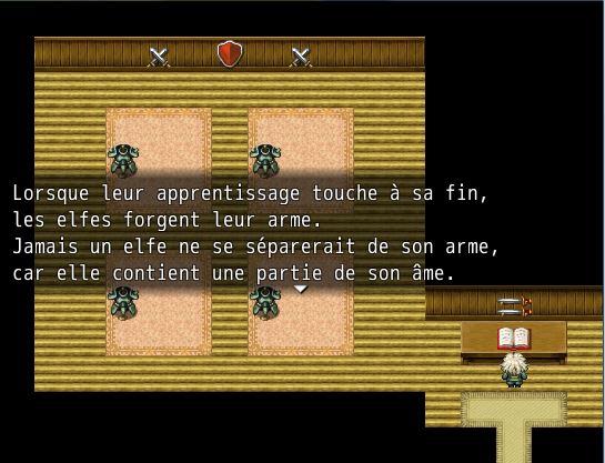 Elf story: Le Grimoire des Anciens Temps Lectur10