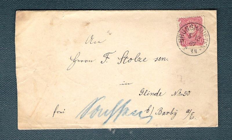 Deutsches Reich 1875 bis 1899 -Pfennige/Pfennig/Krone und Adler 710