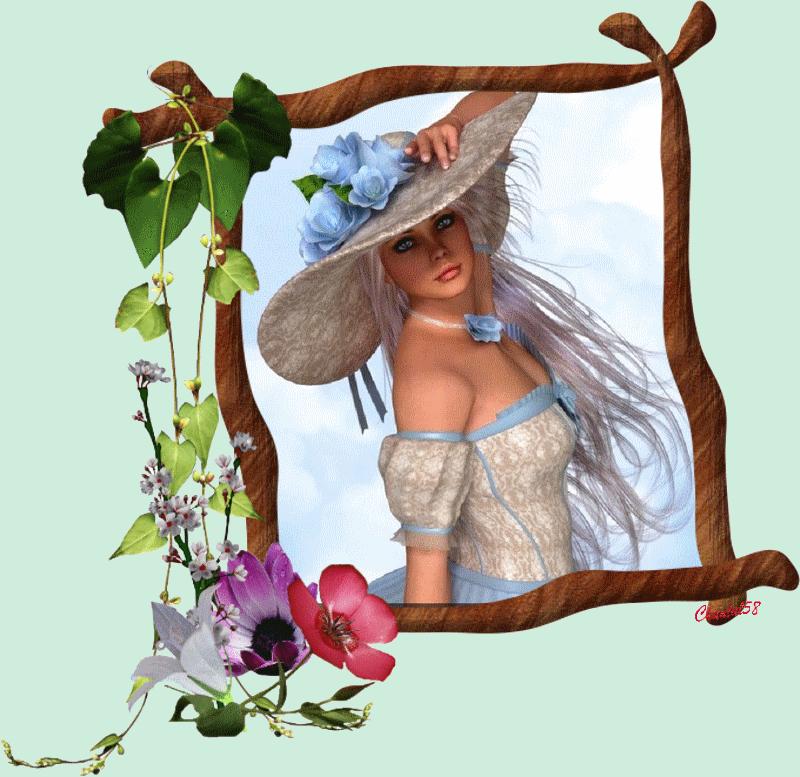 Femmes  - Page 2 Cluste10