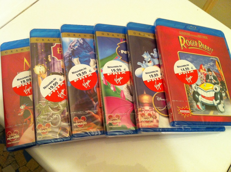 [Shopping] Vos achats DVD et Blu-ray Disney - Page 4 Img_2811