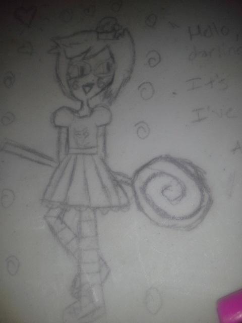 Ai's drawings!?!?! Tricks11