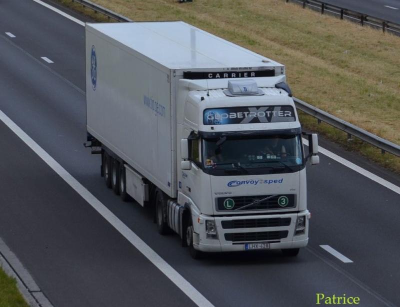 Convoy sped  (Székesfehérvar) 100pp11