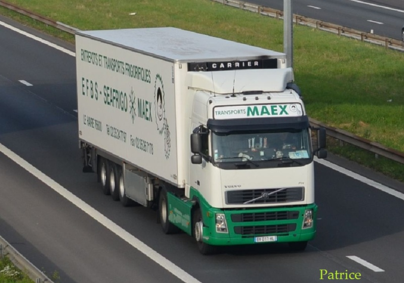 Transports Maex (groupe Condigel) (Le Havre 76) 14pp11