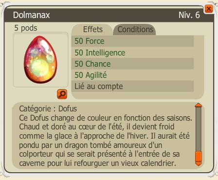 Révélation des bonus du Dolmanax ... Dolman10