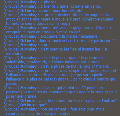 L'alliance vs alliance Ava110