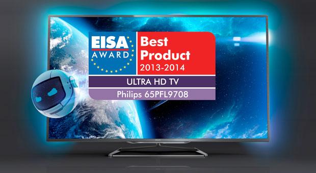 TV 4K da Philips que será mostrada na IFA 2013 já ganhou prêmio Philip10