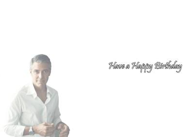 Birthday Greetings to Melbert on Monday 3 Nov Mel11