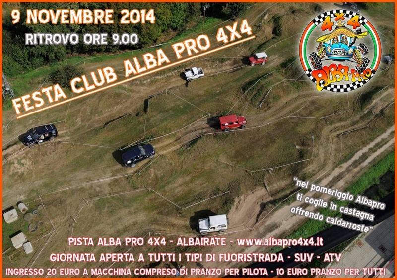 Invito di Albapro4x4 Albapr10