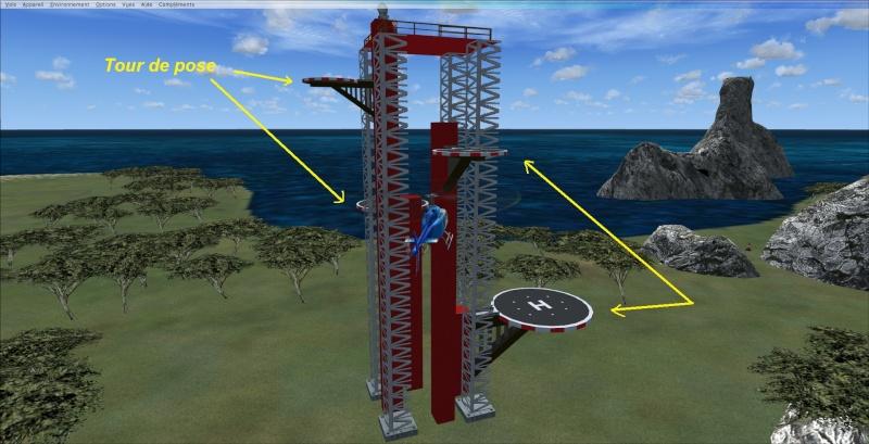 Entrainement sur le base de l'île Constellation 2013-928