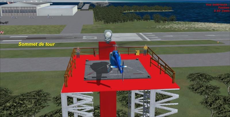 Entrainement sur le base de l'île Constellation 2013-930